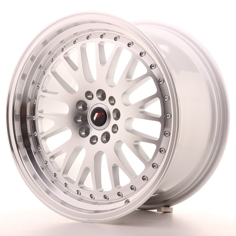 Felge Japan Racing Jr10 18X9,5 Et18 5X100/112 Machined S