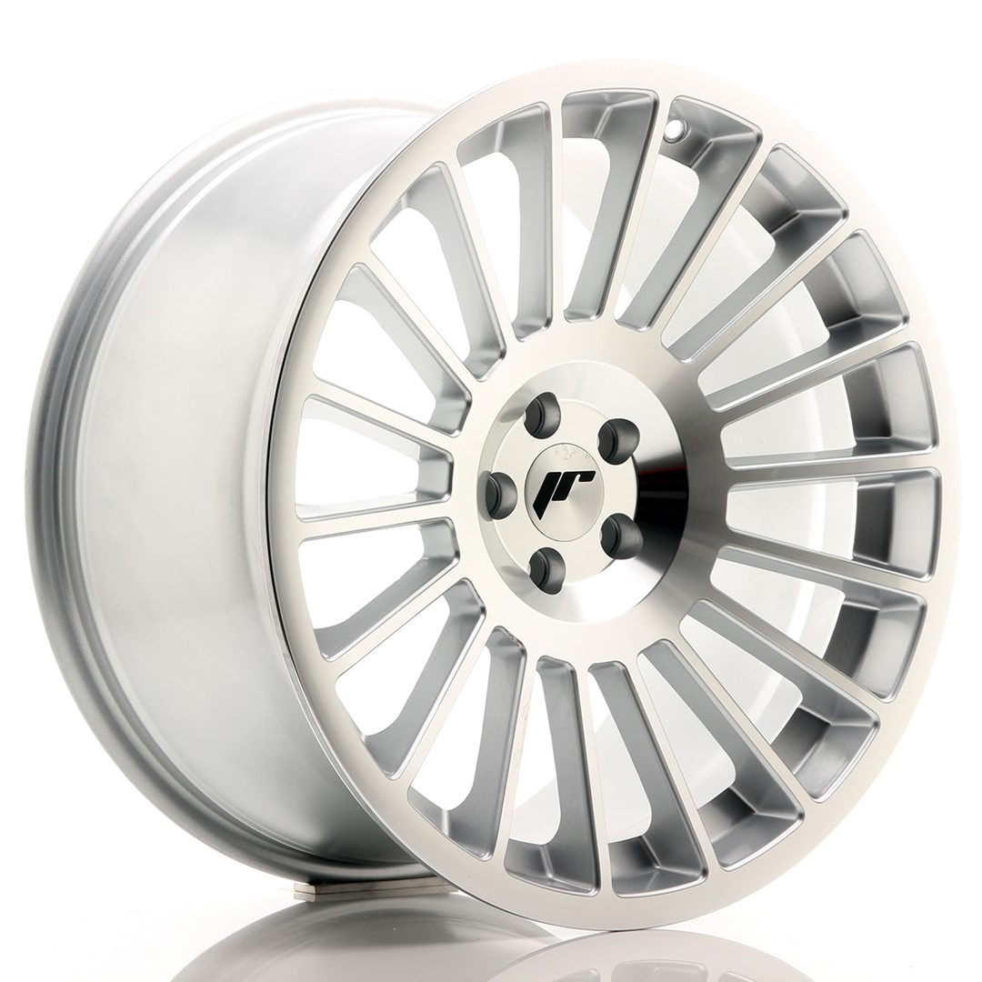 http://b2b.wheeltrade.pl/zasoby/import/J/JR1619105K3574S_18536_1.jpg Japan Racing JR16 19x10 ET35 5x100 Silver Machined Face